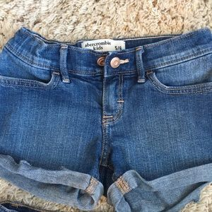 abercrombie kids Bottoms - Girl's Abercrombie Short Shorts